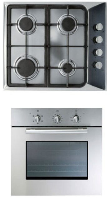 Fratelli Onofri 60cm Hob and Oven Combo