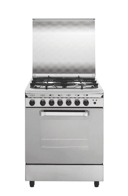 Eurogas Unica Range Freestanding Gas/Electric Stove (UN6611WI)
